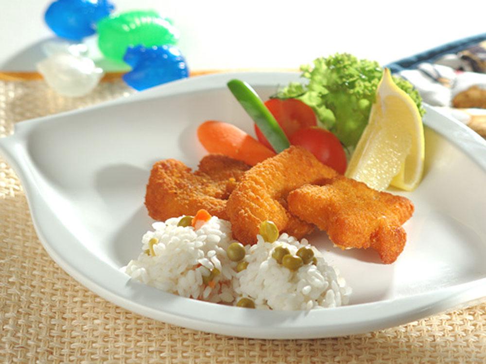 Balık Kroket ve Pilav
